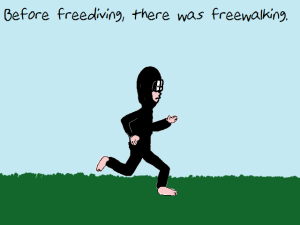 freewalking